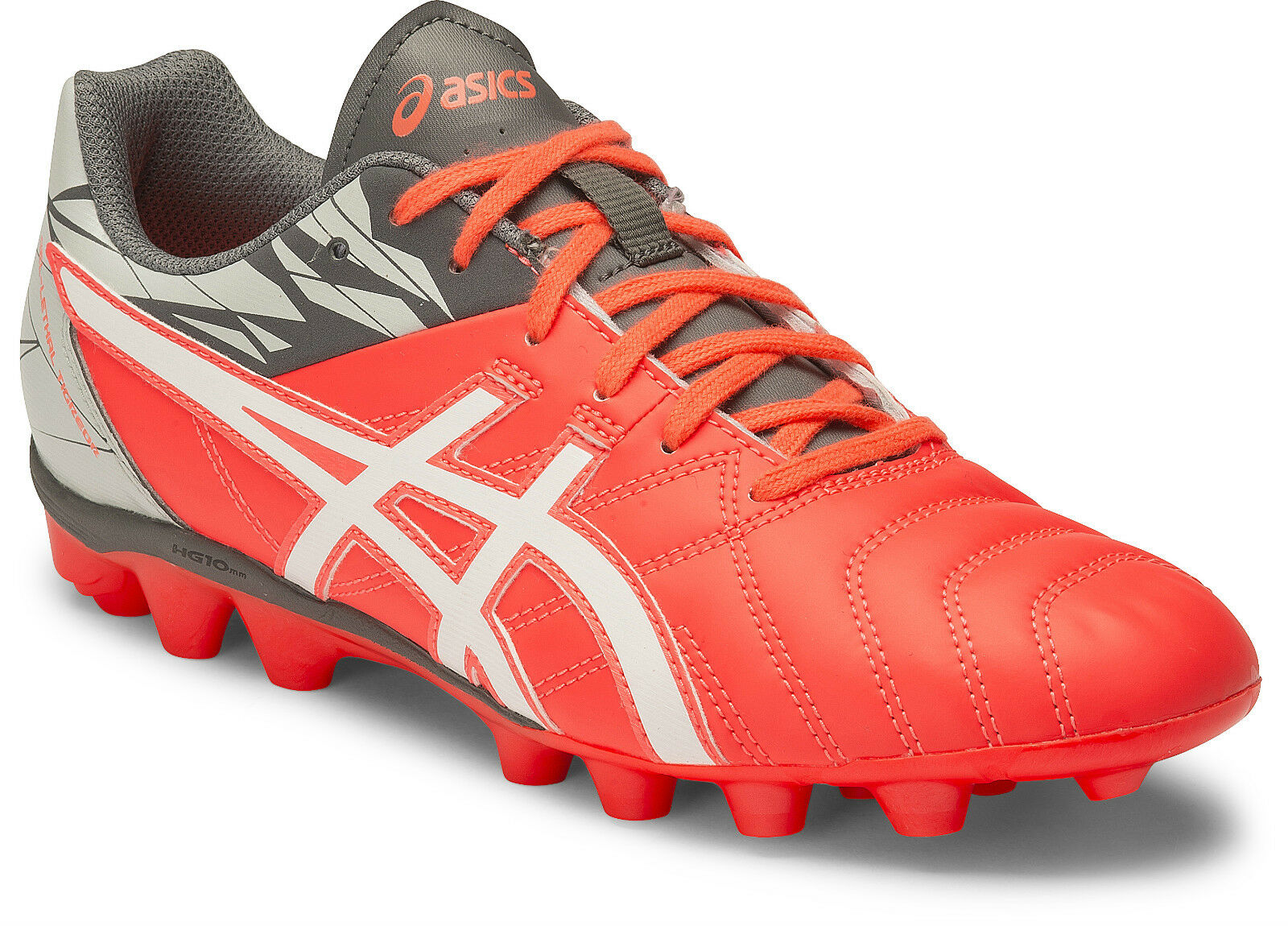 Asics Lethal Tigreor 9 IT GS Kids Football stivali 0601  Free Delivery Aus Wide