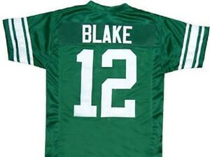 CUSTOM NAME & # NECESSARY ROUGHNESS MOVIE PAUL BLAKE JERSEY NEW SEWN ANY SIZE