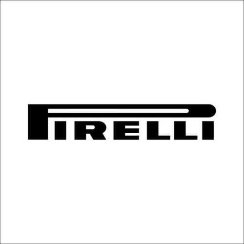 Pirelli Die Cut Vinyl Decal Window Sticker Car Truck SUV Performance Race CaR