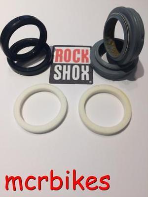 ROCK SHOX 35mm SUSPENSION FORK DUST /& OR OIL SEAL KITS LYRIK //DOMAIN //BOXXER ETC