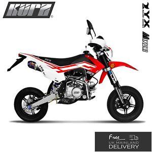 Genuine Kurz 125cc Road Legal Pit Bike Motorbike Motorcycle Cbt Learner Ktm Ebay