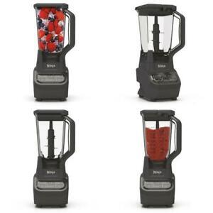Ninja Professional 1000-Watt Blender BL710WM Black New Sleek Design