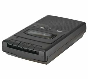 Bush-Cassette-Player-and-Recorder-Black-Free-90-Day-Guarantee