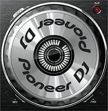 PIONEER DDJ SX / SX2 / SX3 JOG DIAL SLIPMAT GRAPHICS /  SERATO DJ CDJ XDJ DJM