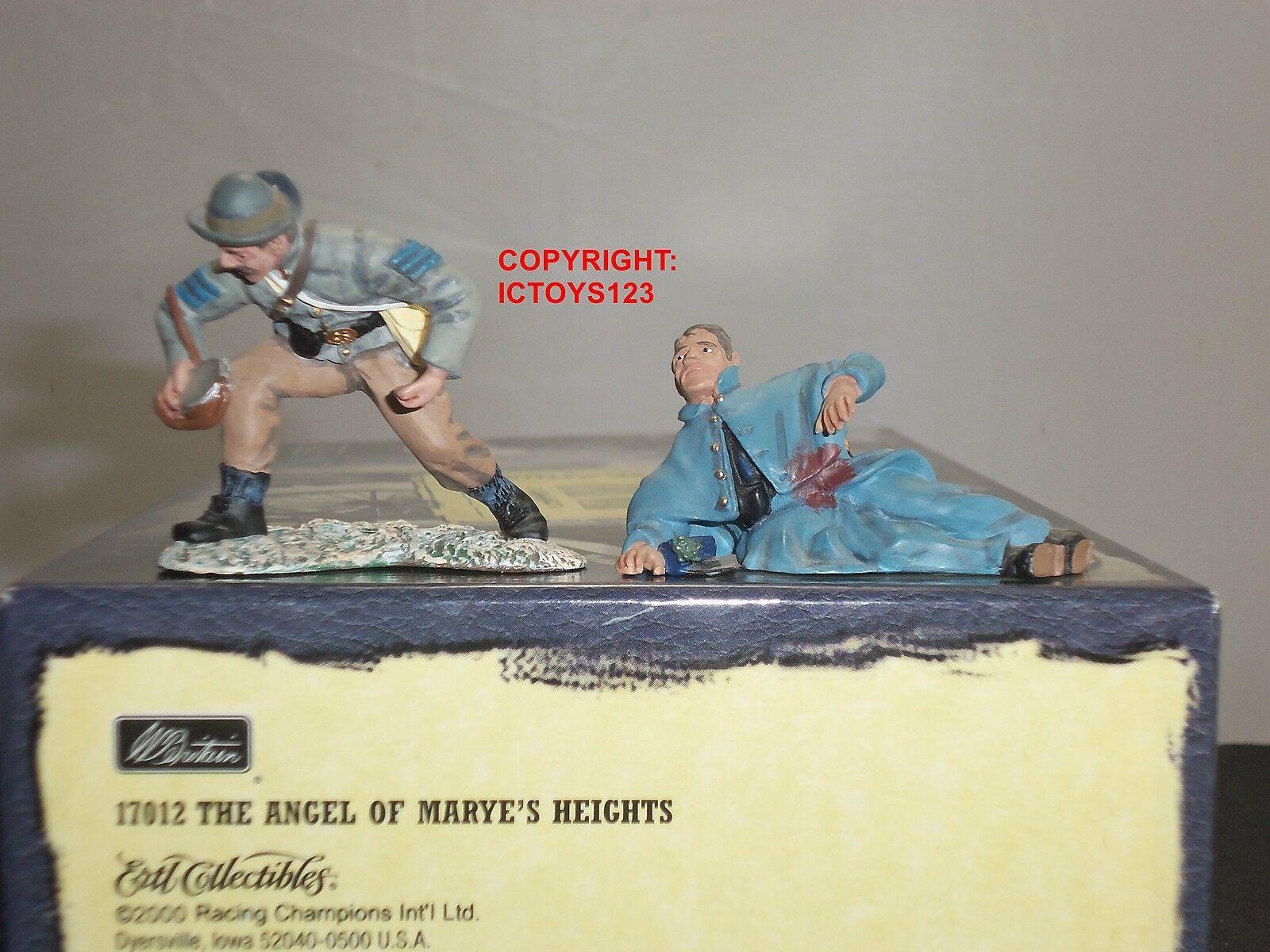 Britains 17012 American Angel of Marye'S Heights METAL Toy Soldier Figure Set
