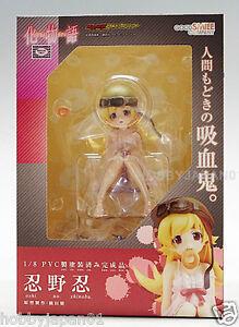 Bakemonogatari Shinobu Oshino Figure Good Smile Company FROM JAPAN