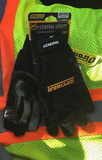 Xl Ironclad General Utility Work Gloves All Purpose Performance Fit X Large