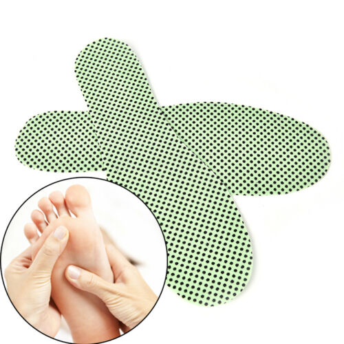 1Pair Green Warm Tourmaline Self Heated Shoes Insole Insert Foot Cushion Pads OS