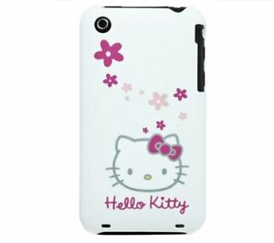 Hello-Kitty-iPhone-3GS-Rear-Cover-Case-White