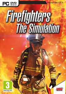 Pompiers-Simulation-PC-DVD-Neuf-Scelle
