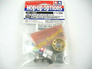 Tamiya 54897 RC Ball Differential Set II For Fighting Buggy Champ Sand Scorcher