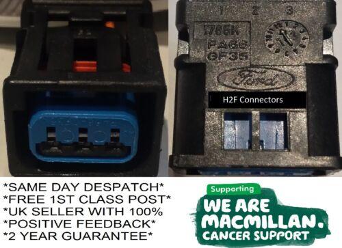 FORD C MAX BOBINA Pack Plug Connettore Per Motore Cablaggio Telaio FREEPOST articolo originale