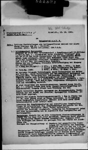 VI. Armeekorps - Kriegstage Ostpreußen von Juni 1944 - Dezember 1944