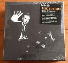 "Franz Ferdinand- Tonight 6x7"" Vinyl Box Set Cd DVD Sealed"