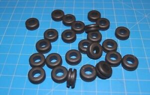 Amerlok-Rubber-Grommets-BG505-1-4-034-ID-X-1-2-034-OD-QTY-25-New