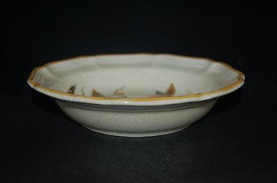 Mikasa Imperial Garden EC459 Rim Soup Cereal Bowl