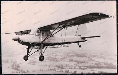 Wide Varieties Transport & Verkehr Responsible Foto-ak-l.60 Brigadyr Ok-nnk Flugzeug-airplane Luftfahrt & Zeppelin
