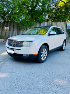 2007 LINCOLN MKX FOR SALE - By Female owner/driver