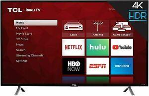TCL-49S405-49-034-4K-Ultra-HD-HDR-Roku-Smart-LED-TV-w-3-HDMI