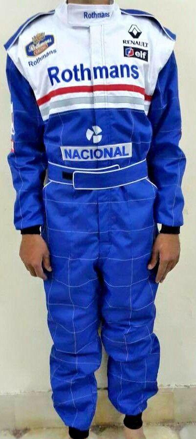 redhmans Go-Kart Race Suit CIK FIA Level 2