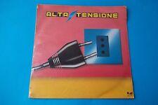 ALTA TENSIONE LP ARTISTI VARI BARRY GIBB... 1985 FIVE RECORDS NUOVO SIGILLATO