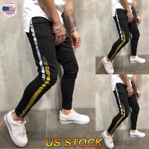 Men-Long-Casual-Sport-Pants-Slim-Fit-Trousers-Hiking-Joggers-Gym-Sweatpants-US