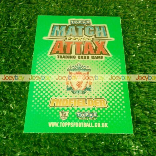 10//11 extra limited edition 100 carte club MATCH ATTAX 2010 2011 cent ltd
