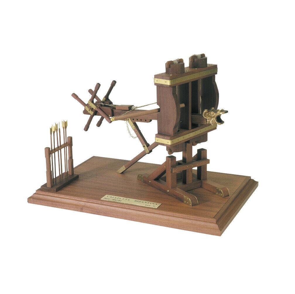 Mantua Model 814 Byzantine Catapult 1 17