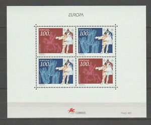 S36496 Portugal Europa Cept MNH 1994 S/S