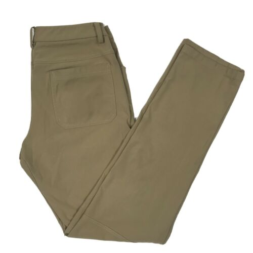 Lululemon Men's ABC Pants 30x32 Khaki