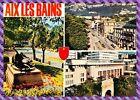 carte postale AIX les BAINS
