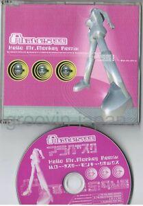 SANDRA-ARABESQUE-Hello-Mr-Monkey-Remix-JAPAN-5inch-CD-VICP-35008-w-PS