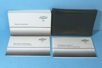 research.unir.net 2006 CHEVY UPLANDER OWNERS MANUAL 06 SET w/case ...