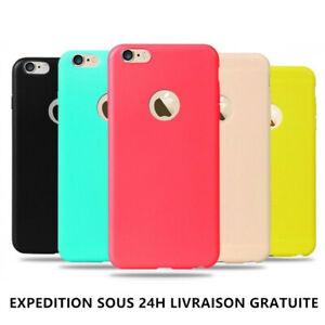 COQUE-ANTI-CHOC-SILICONE-PROTECTION-APPLE-IPHONE-6S-7-8-PLUS-5S-SE-XS-11-PRO-MAX