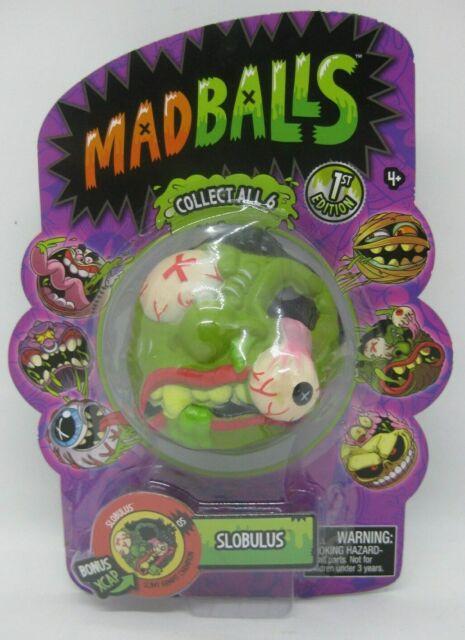 American Greetings Madballs SLOBULUS Foam Ball SEALED New Mad Balls 2016
