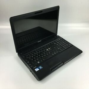 WINDOWS-10-TOSHIBA-C660-LAPTOP-COMPUTER-PC-INTEL-DUAL-CORE-2-10GHz-4GB-320GB