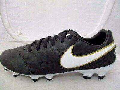 Nike Tiempo Mystic para hombre FG Botas de fútbol UK 7 nos 8 EU 41 ref 3104 *