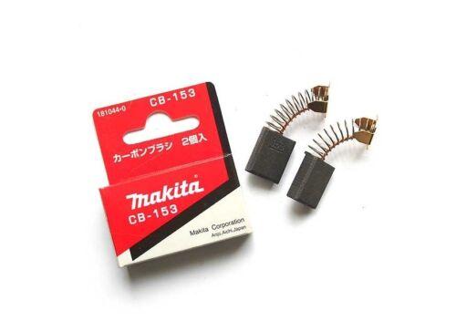 Makita CB153 181044-0 Carbon Brushes CB153 150 151 154 9401 9607 Motor