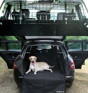 Para adaptarse a Ford Mondeo Estate Perro Mascota Guardia y protector de revestimiento de arranque a prueba de agua