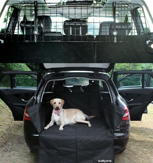 Headrest Wire Mesh Dog Guard To Fit Hyundai Tucson 5 Door 04-10