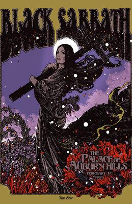 Lot Ozzy Osbourne The End Tour 11x17 Quality Reprint Posters Black Sabbath 2