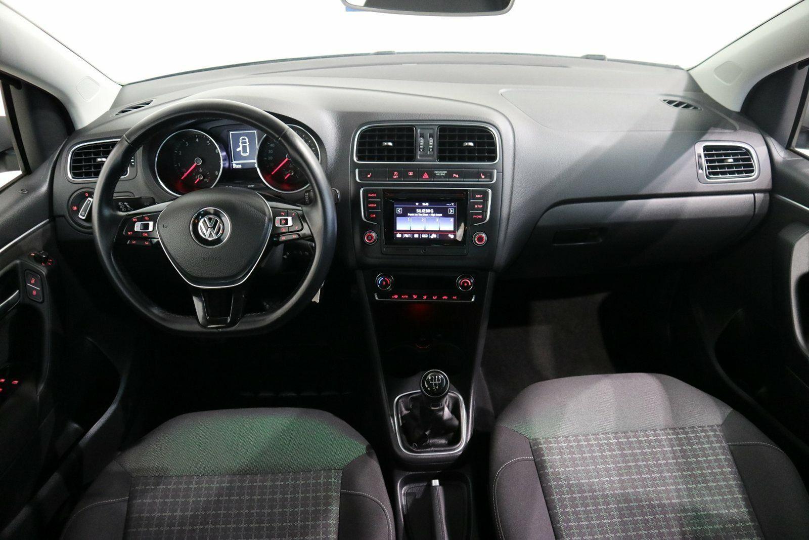 VW Polo 1,2 TSi 90 Comfortline BMT - billede 5