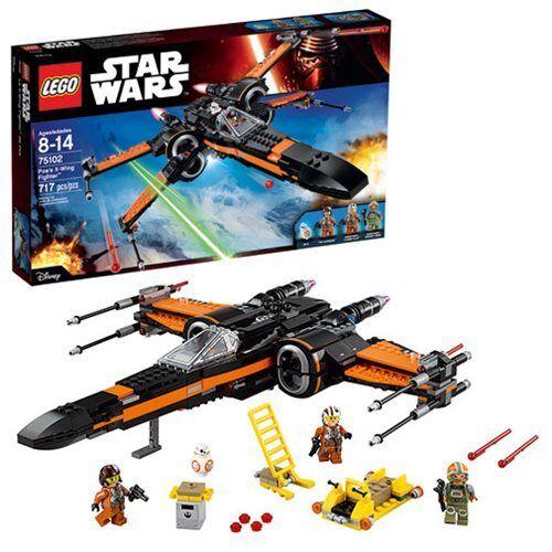 BRe nuovo  Lego 75102 estrella guerras Poe X-Wing estrellacombatiente MISB Set x 1  wholesape economico