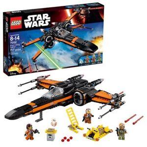 LEGO STAR WARS *NEW* from 75102 POE DAMERON