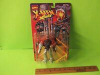 X-men X-force Commando 5.5in Figure W/techno Sludge Liquid Blaster Toy Biz 1995