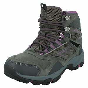 e3fe49a4ff1a LADIES HI TEC ALTITUDE SPORT I WP LEATHER WATERPROOF WALKING HIKING ...