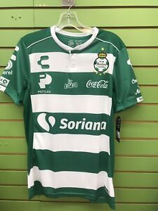 newest 8c07d 4c5dd Details about Santos Laguna Jersey 2018/19 Chica /small