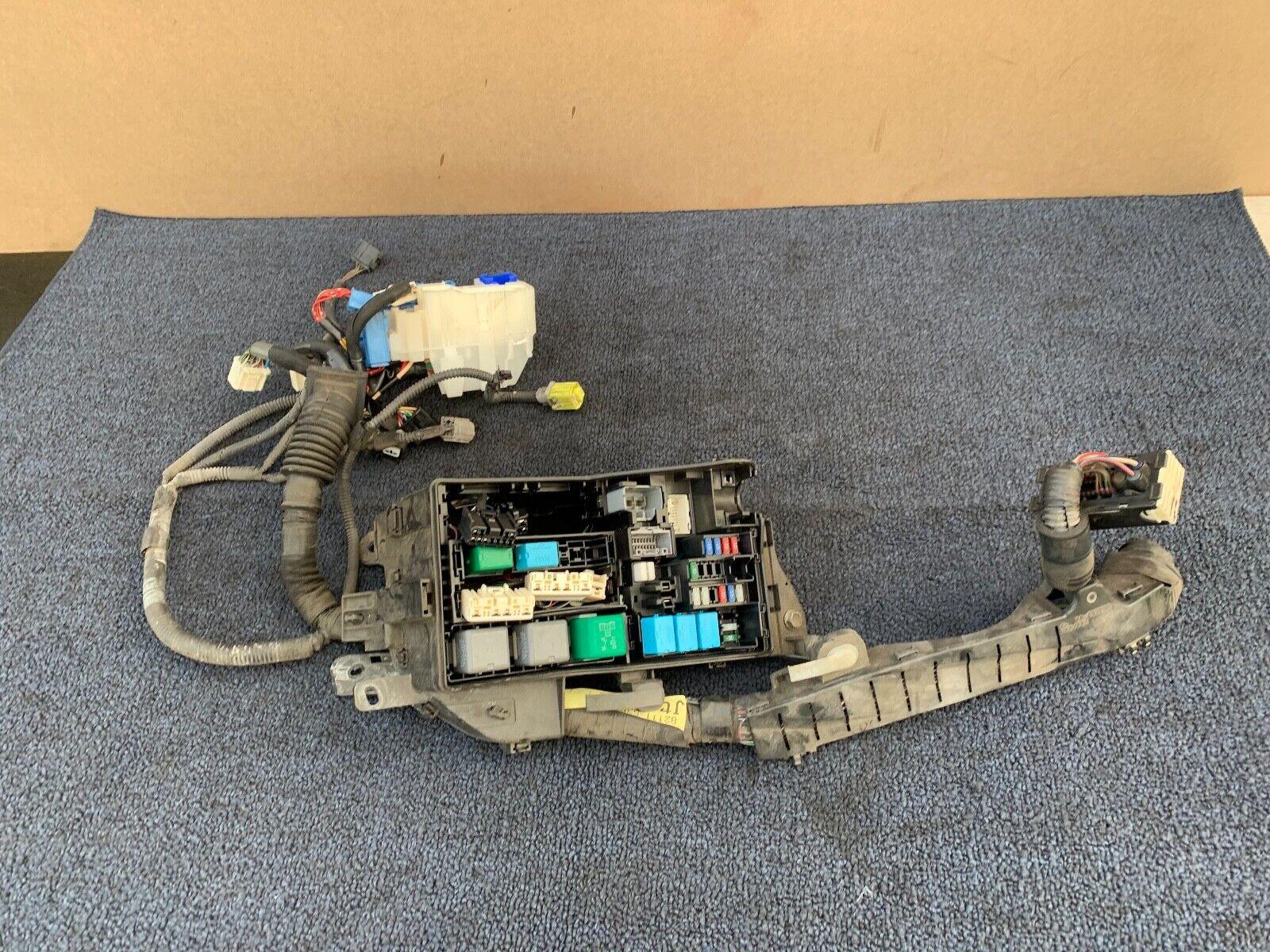 [SCHEMATICS_48IS]  ✓LEXUS IS-F ISF ENGINE FUSE BOX SAM RELAY MODULE HARNESS WIRE BATTERY FUSE  OEM | eBay | Lexus Isf Fuse Box |  | eBay