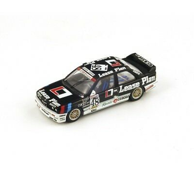 E. Van de Poele-J. M. Martin-D. Theys BMW e30 m3 no 48 WINNER 24 H Spa 1987