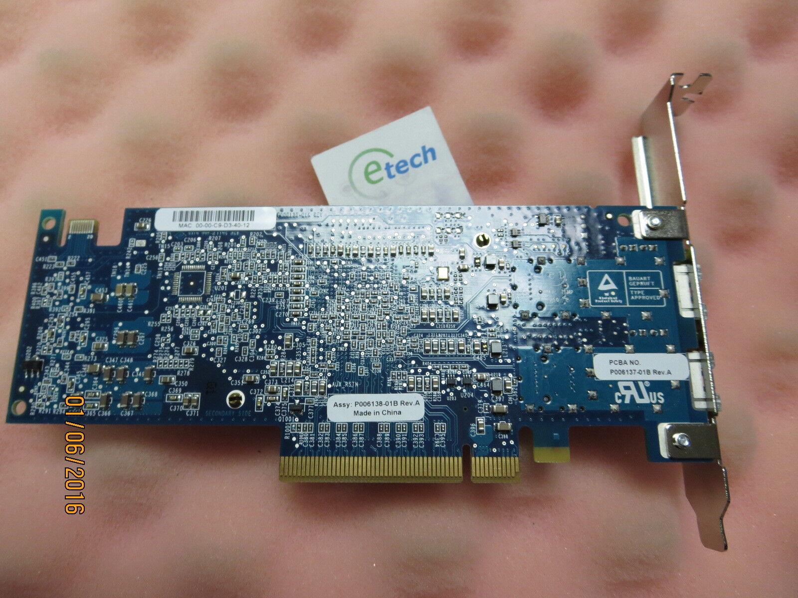 49Y7940/ 49Y7942- Emulex 10GbE Virtual Fabric Adapter II for System x, OCE11102